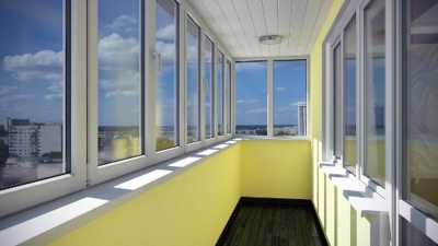 Как сделать теплый балкон