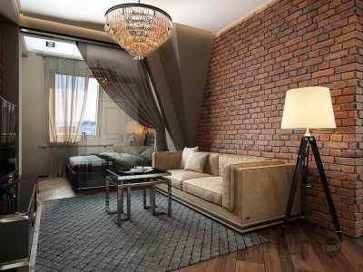 Интересные дизайн проекты квартиры