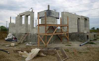 Бетон, один из основных элементов строительного ремесла