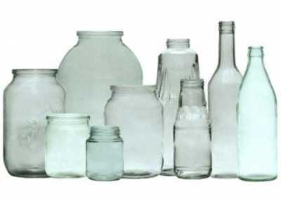 Широкий выбор стеклотары