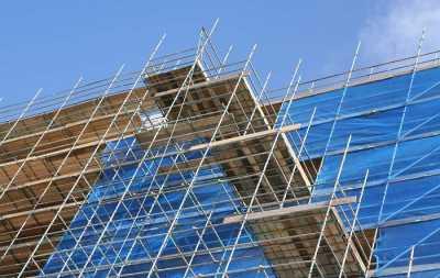 Основные нюансы аренды строительных лесов