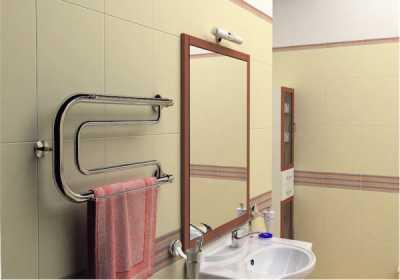 Полотенцесушители в ванну