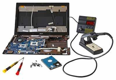 Ремонт ноутбуков  оперативно и качественно
