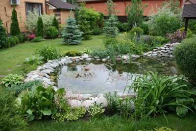 Природный экологический сад