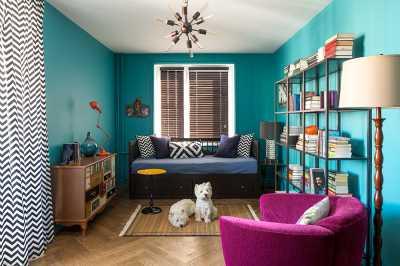 Обустроить интерьер в небольшой квартире