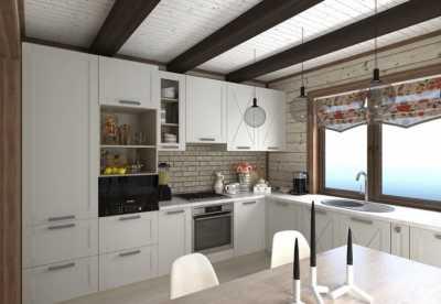 Как использовать пространство кухни