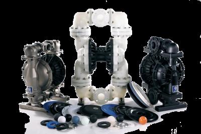 Основные особенности конструкции мембранного пневматического насоса