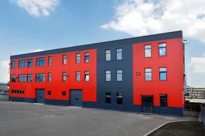 Типы легковозводимых каркасных зданий