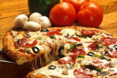 Ах, эта пицца!