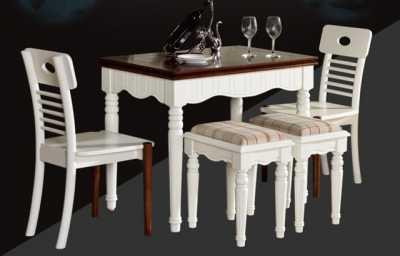 Популярность мебели из дерева
